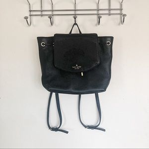 NWOT Kate Spade Small Leather Backpack / Purse